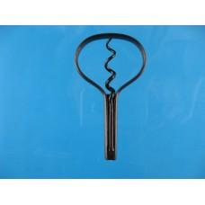 Steel Copley Type 18thc Folding Bow Pocket Corkscrew