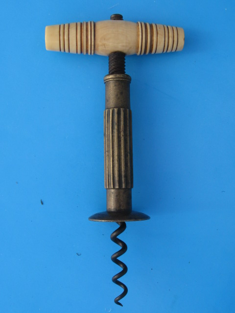 Which of Edward Thomasons Corkscrews were Manufactured First??