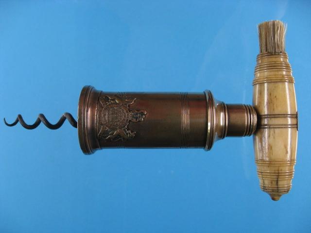 Corkscrews found at an Antiques Fair.