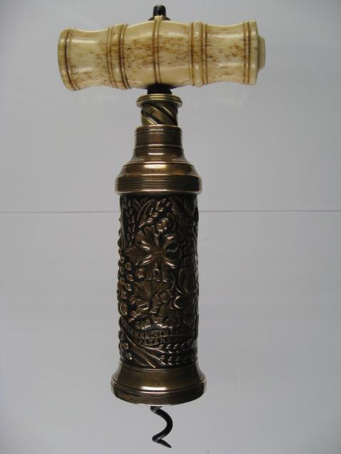 Charles Osborne & Co Improved Patent Corkscrew.