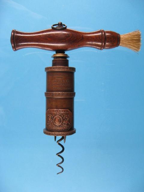 Robert Jones Mechanical Corkscrews.
