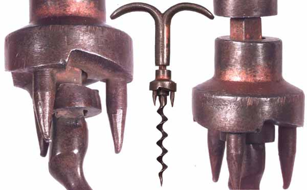Story of Wm Robert Maud and his Patent Corkscrews