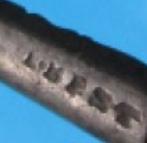 Steel Double Folding Pocket Corkscrews Marked I Best.