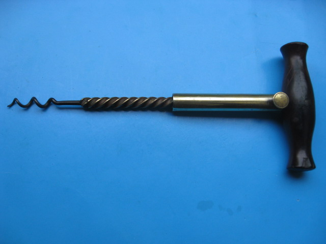 First Pic-nic Corkscrew granted registered design protection in Britain, manufactured by Coney & Co.