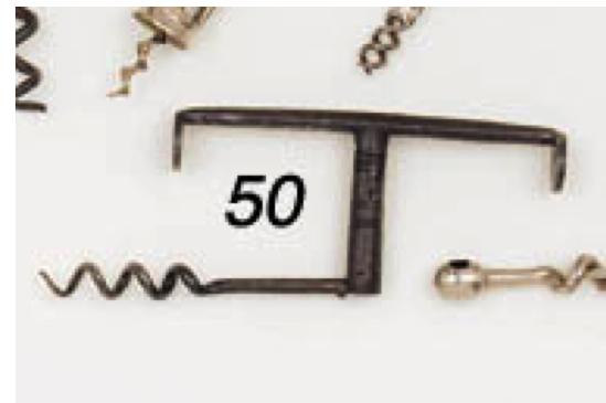 Steel Double Folding Pocket Corkscrews Marked J Riley, Riley,IR.